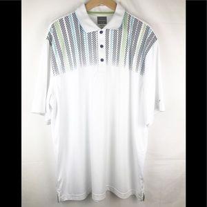 Greg Norman for Tasso Elba Play Dri Golf Shirt